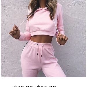 Fresh Frenzy Jumpsuit Size Small